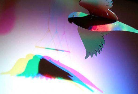 Magic of Light — выставка световых инсталляций, голограмм и оптоклонов (со скидкой 52%) - Фото №2