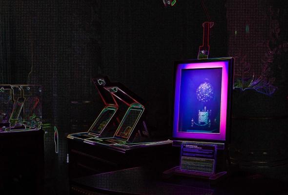 Magic of Light — выставка световых инсталляций, голограмм и оптоклонов (со скидкой 52%) - Фото №4
