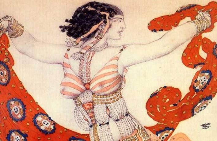Выставка Бакста откроется в Пушкинском музее в июне