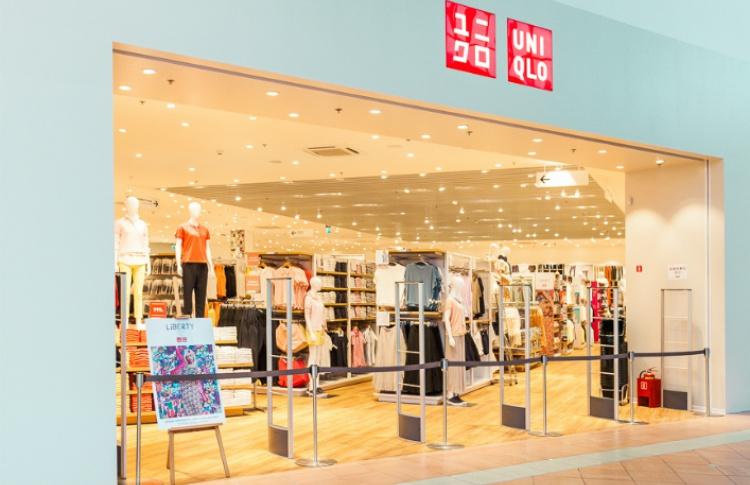 Магазин одежды «Юникло»