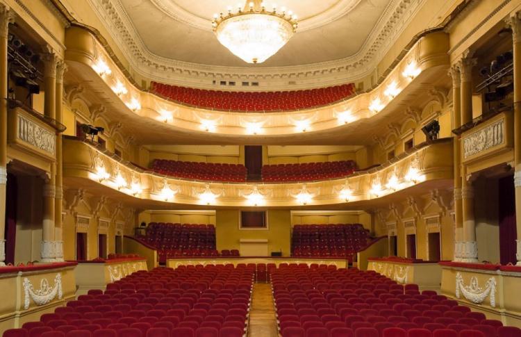 Театрально-концертный зал «Дворец на Яузе»