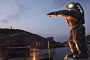 В парке Горького установят маяк в виде водолаза