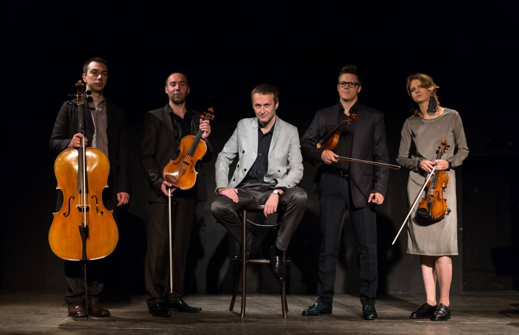 Пасхальный концерт. Александр Маноцков и Courage Quartet