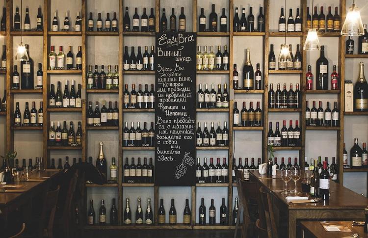 Новые акции в винных барах Brix