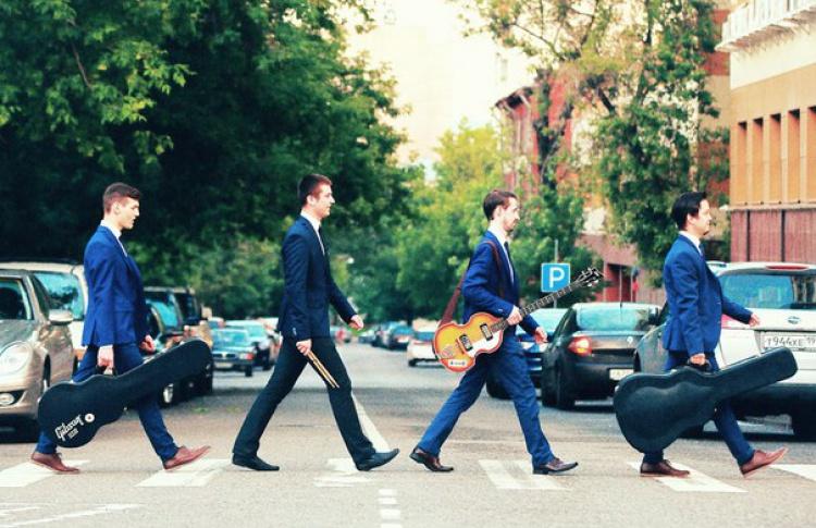 Вечеринка «Hard Day's Night» с группой R Band