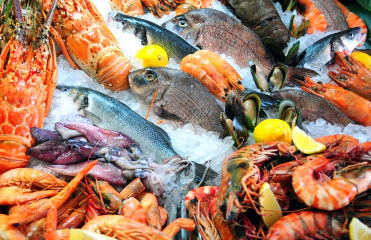 На «Рыбную неделю» привезут 300 тонн морепродуктов