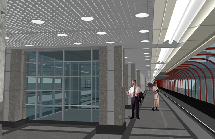 Обе станции метро «Кунцевская» уйдут под землю