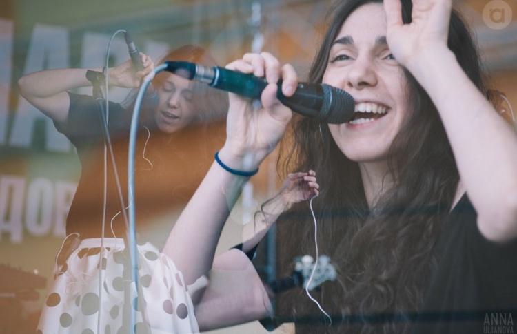 Фестиваль женского вокала «Май» в парке «Садовники»
