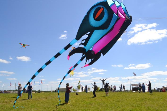 Май семейных фестивалей в парке «Этномир»