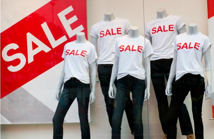 Скидки до 89% в 26 магазинах