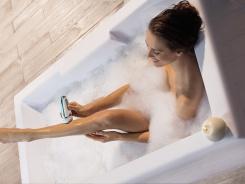 Новые эпиляторы Soft Sensation от Rowenta:  красота ваших ног больше не требует жертв