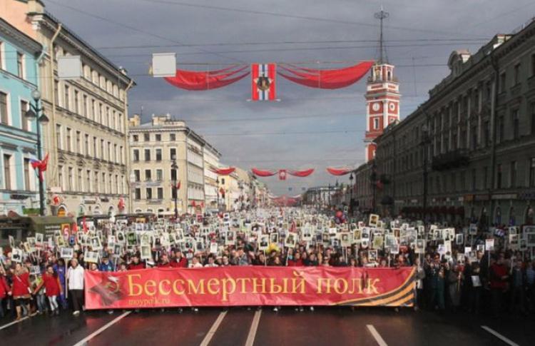 9 мая в Санкт-Петербурге: праздничная программа мероприятий