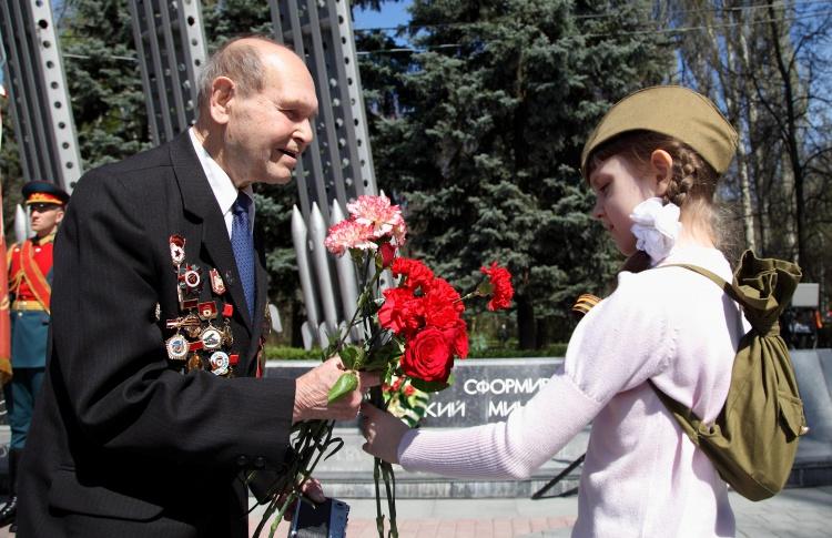 Память – святое. День Победы в Измайловском парке