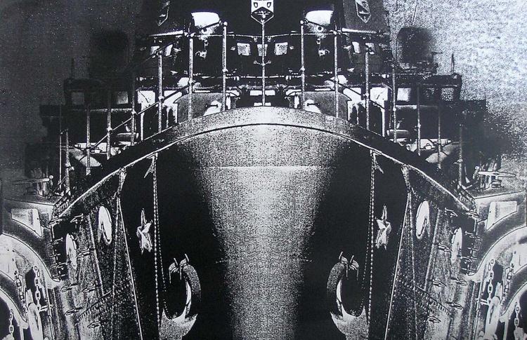 Корабельная архитектура Бориса Бельского