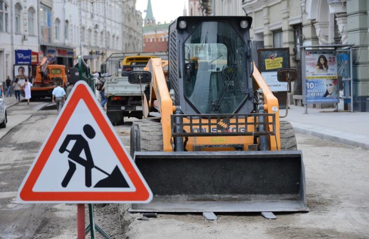 12 мая весь центр Москвы снова перекопают