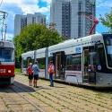 Из московских трамваев уберут турникеты