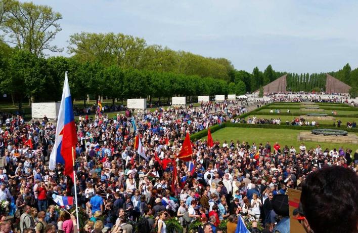 В Москве 9 мая пройдет более 600 праздничных мероприятий