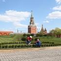 Новый парк открылся на месте старого корпуса Кремля