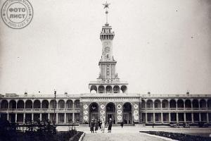 Парку Северного речного вокзала вернут исторический вид