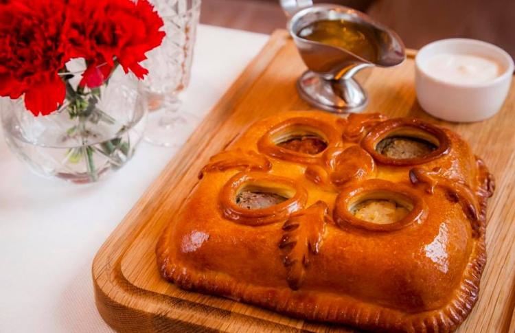 Лучшие пироги в ресторанах Москвы