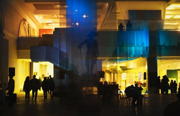Ночь музеев-2016 в Санкт-Петербурге