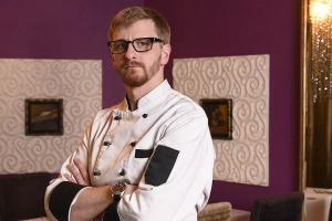 Алексей Баринов - шеф-повар ресторана Метрополь!