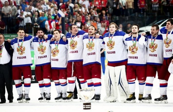 Ресторан Гусятникоff приглашает на трансляции Чемпионата Мира по хоккею 2016!