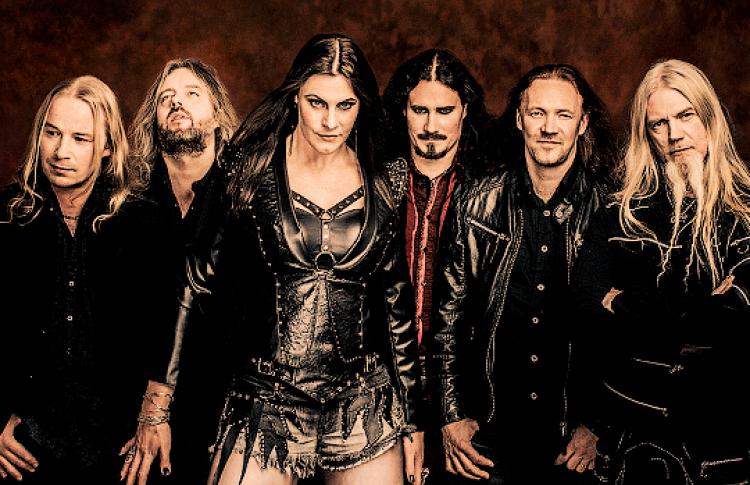 Концерт группы Nightwish