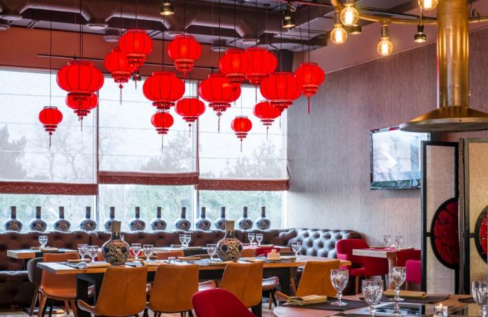В Барвихе открылся ресторан Asia Grill