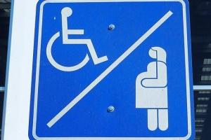 В Москве будут парковки для беременных