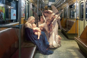 В метро появятся репродукции известных картин