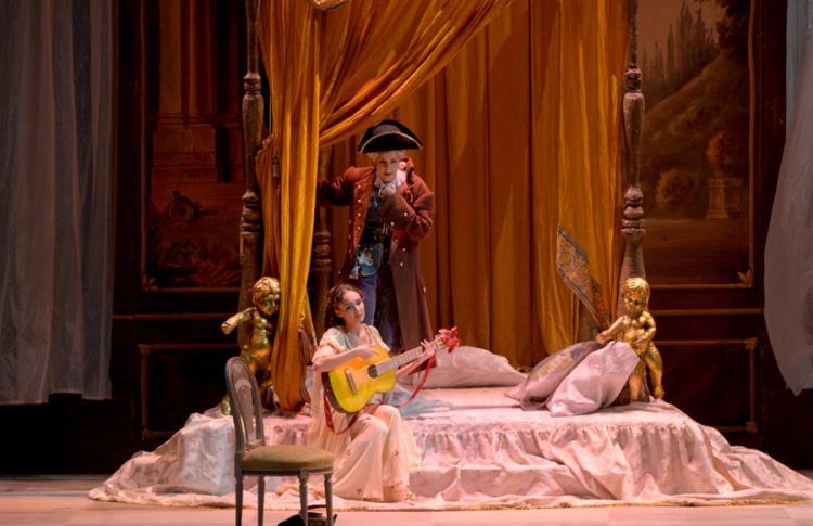 Опера «Свадьба Фигаро»
