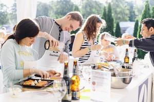 Гастрономический фестиваль Taste of Moscow пройдет со 2 по 5 июня