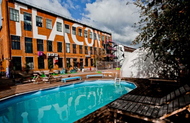 5 мест для отдыха рядом  с водой