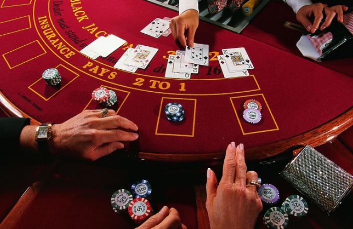 В Cити сегодня нашлось нелегальное казино