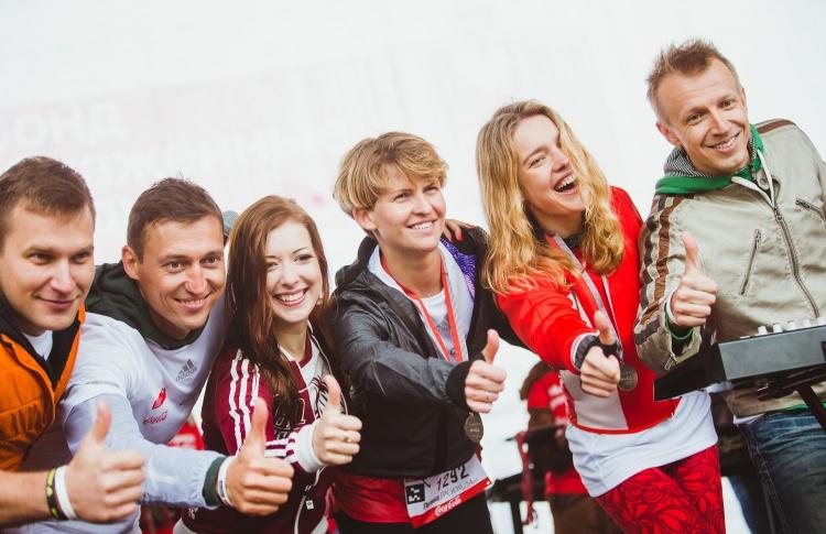В Москве вновь пройдет благотворительный забег adidas Бегущие сердца