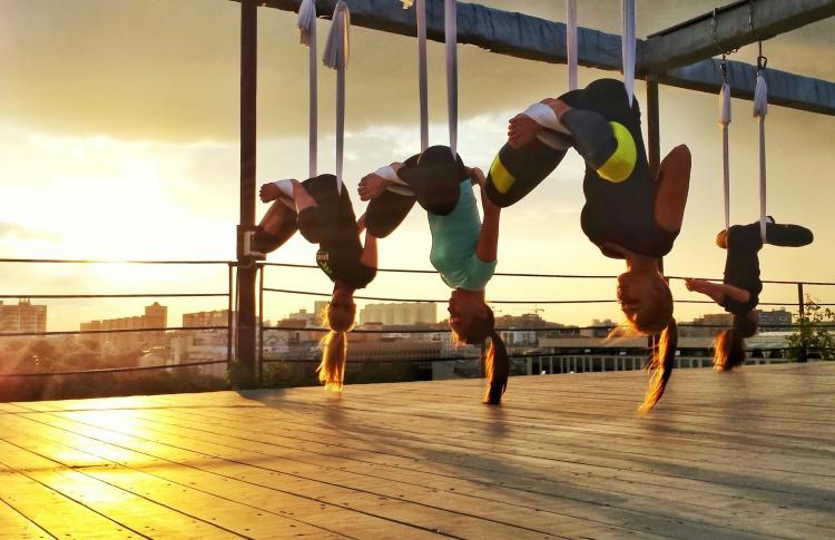О проекте «Фитнес на крыше»