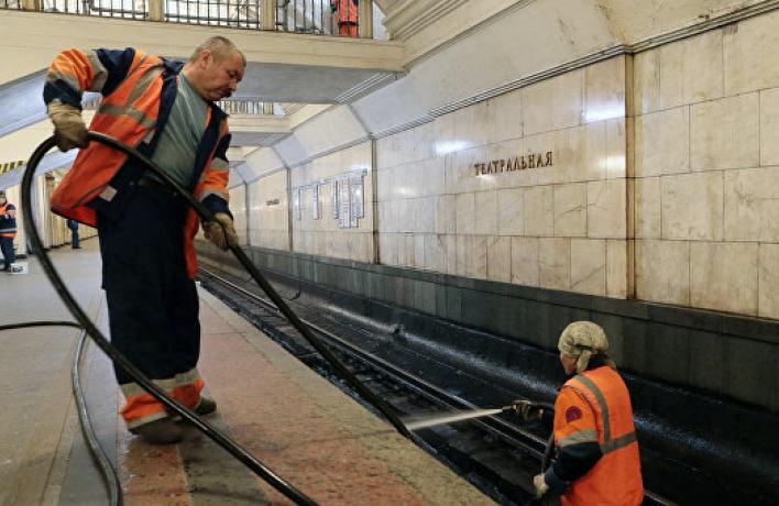 Ремонтировать метро будут только по воскресеньям