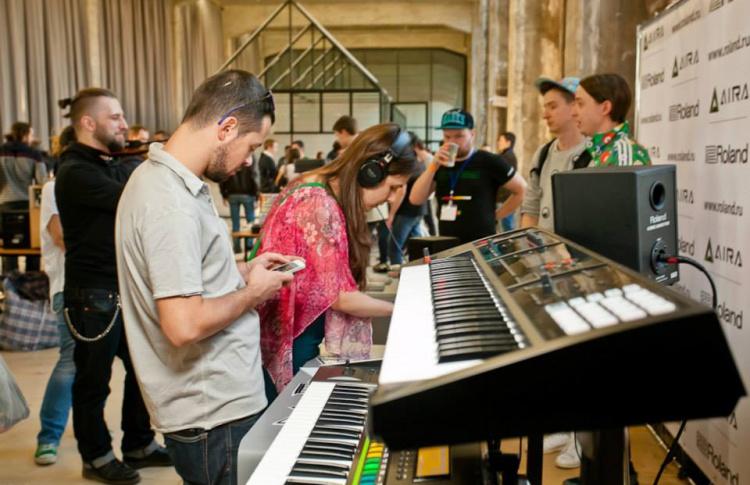 Фестиваль музыкальных технологий Синтпозиум
