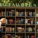 Возле «Музеона» заработает читательская зона на улице