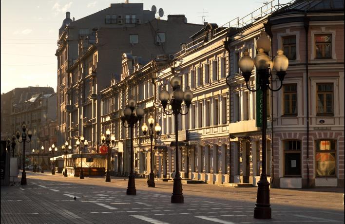 В Москве появится аллея почетных жителей Арбата
