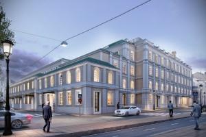 В центре появится первый в России Bulgari Hotel
