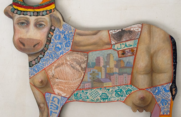 Выставка Виктории Басиной «Игрушки»