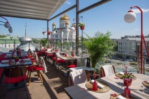 30 лучших летних веранд Москвы