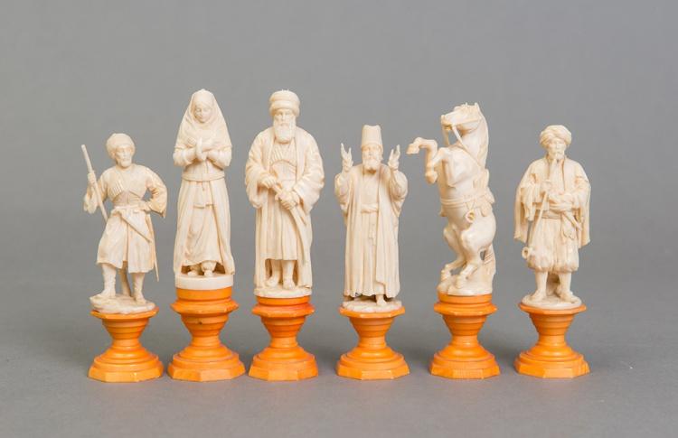 Выставка шахмат «Ход конем»