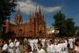 В воскресенье по улицам Москвы пройдут католики