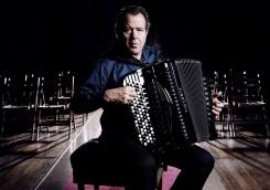 Юбилейный концерт  аккордеониста Ришара Гальяно