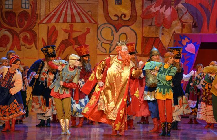 Большие юбилейные гастроли Театра Наталии Сац продолжаются