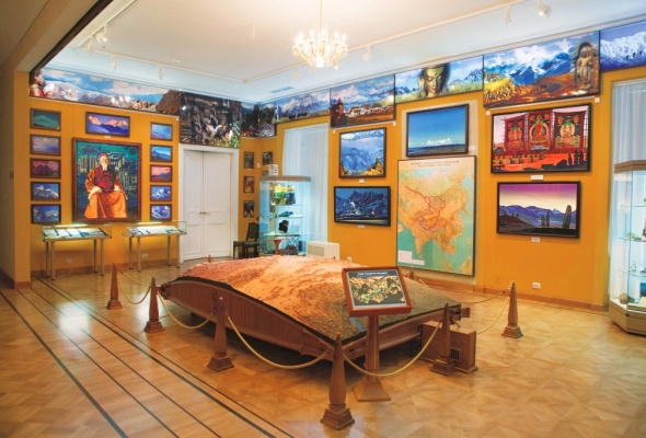 Международный центр-музей им. Н. К. Рериха - Фото №2