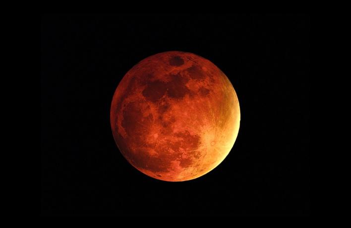 1 и 2 июня в Планетарии можно увидеть Марс с минимального расстояния